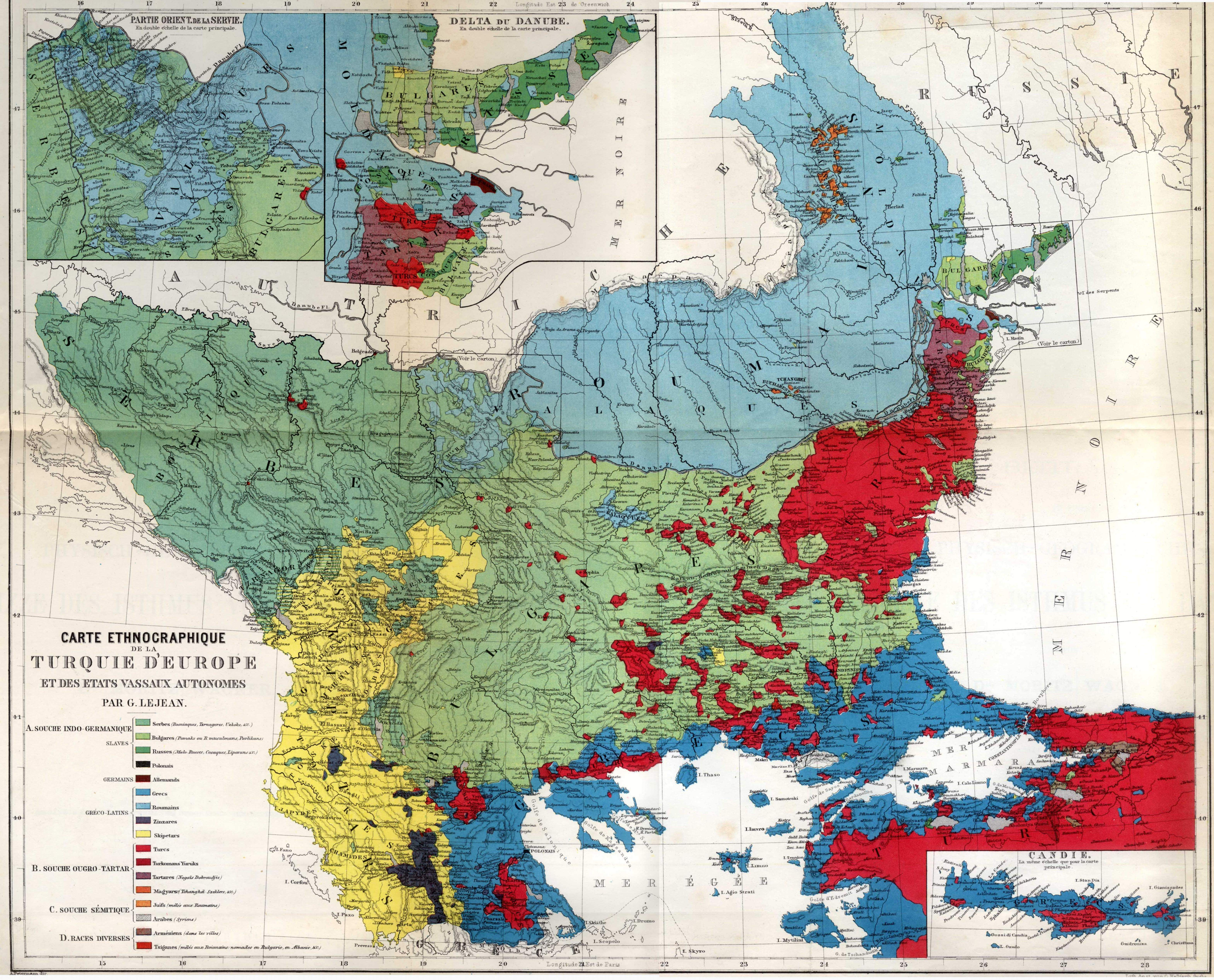the cause and effects of the ancient ethnic conflict in the balkans Ethnicity, culture, and the past eller ethnicity and ethnic conflict captivate the world's attention like while some ethnic groups may indeed be ancient.