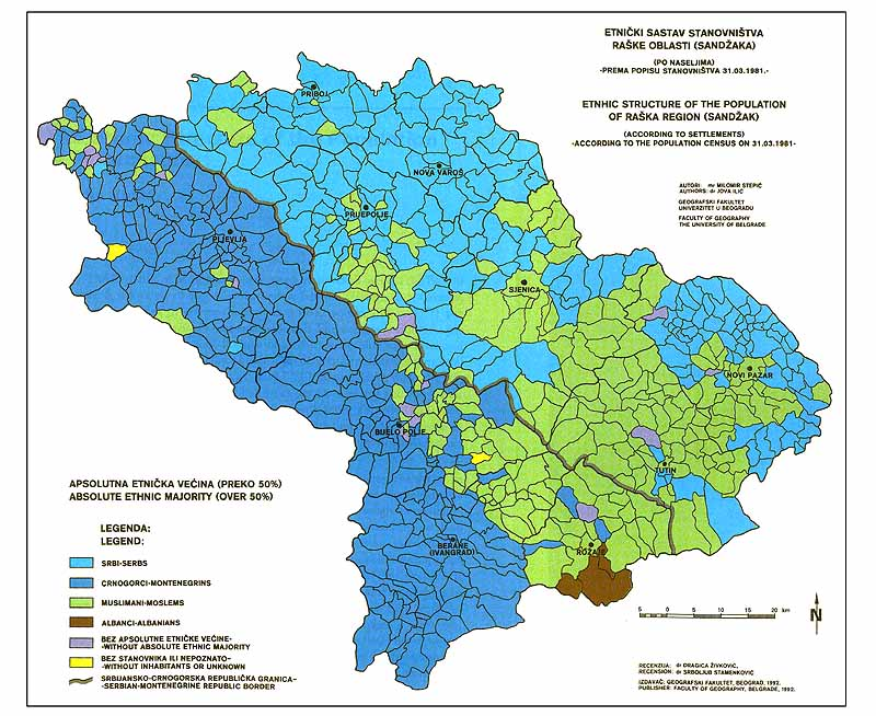 serbia population today ethnics pdf
